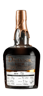 RUM DICTADOR BEST OF 1980