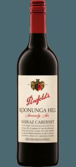 PENFOLDS - KOONUNGA HILL 76 - SHIRAZ CABERNET 2015