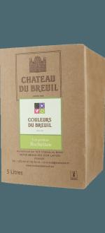 WINE BOX - CHATEAU DU BREUIL - ANJOU BLANC - LES PETITES ROCHETTES 2015