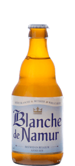 BLANCHE DE NAMUR 33CL - BREWERY DU BOCQ - WHEAT BEER