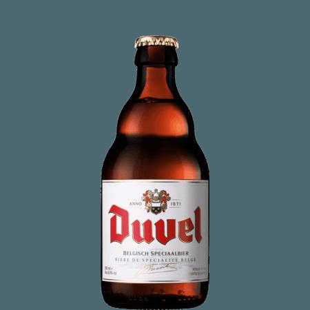 DUVEL 33CL - BREWERY DUVEL MOORTGAT