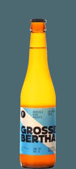 GROSSE BERTHA 33CL - BRUSSELS BEER PROJECT