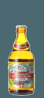 BLONDE DU MONT-BLANC 33CL - BREWERY DU MONT-BLANC