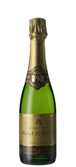 CHAMPAGNE BRUT RESERVE BY MICHEL FURDYNA - HALF BOTTLE