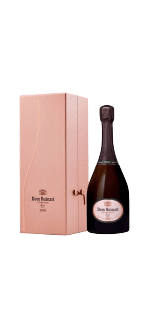 CHAMPAGNE DOM RUINART ROSE 2002 IN LUXURY BOX