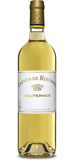 CARMES DE RIEUSSEC 2011 - SECOND WINE OF CHATEAU RIEUSSEC