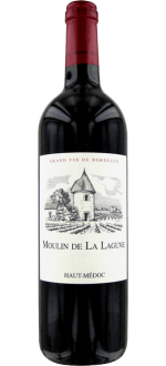 MOULIN DE LA LAGUNE 2013 - SECOND WINE OF CHATEAU LA LAGUNE