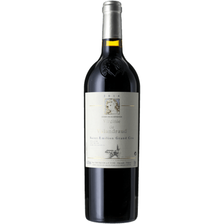 VIRGINIE DE VALANDRAUD 2014 - SECOND WINE OF CHATEAU VALANDRAUD