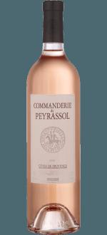 LA COMMANDERIE DE PEYRASSOL ROSE 2016
