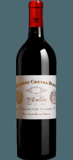CHATEAU CHEVAL BLANC 2012 - SAINT-EMILION GRAND CRU - 1ER GRAND CRU CLASSE A