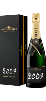 CHAMPAGNE MOET ET CHANDON - GRAND VINTAGE 2009 - EN GIFT SET