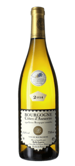 COTES D'AUXERRE BLANC 2016 - BAILLY LAPIERRE