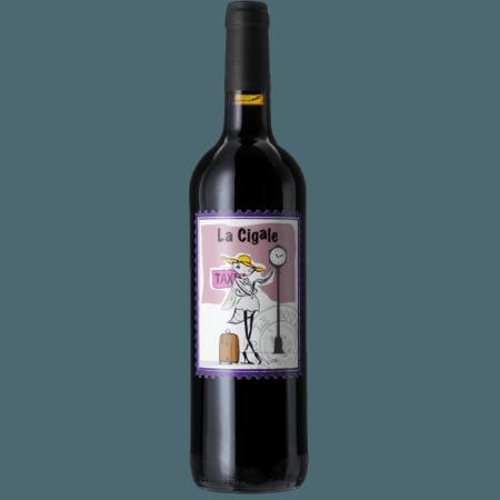 CIGALE ROUGE 2014 - CHATEAU LE BOUIS