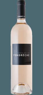 CUVEE DOMAINE ROSE 2017 BY DOMAINE DE FONDRECHE
