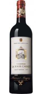 CHATEAU LA TOUR CARNET 2009 (France - Wine Bordeaux - Haut-Médoc AOC - Red Wine - 0,75 L)
