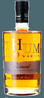 CLÉMENT - RUM VIEUX AGRICOLE - SILVER