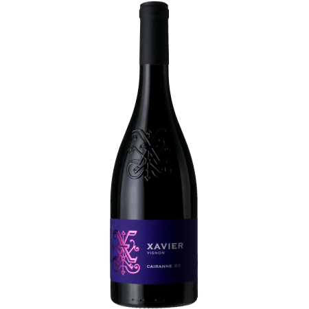 CAIRANNE 2015 - GSM - XAVIER VIGNON