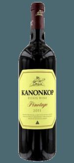DOMAINE KANONKOP - PINOTAGE 2015