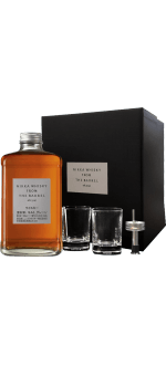 NIKKA FROM THE BARREL - EN GIFT SET 2 GLASSES