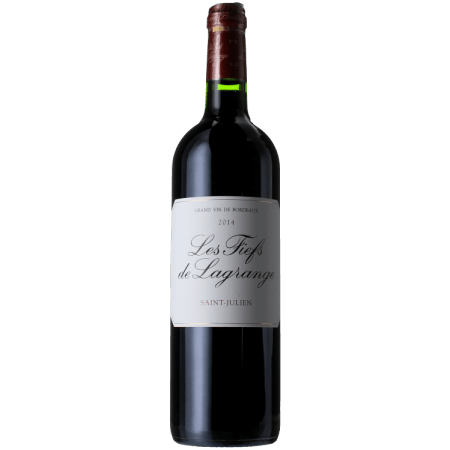 LES FIEFS DE LAGRANGE 2014 - SECOND WINE OF CHATEAU LAGRANGE