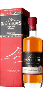 WHISKY FRANCAIS G.ROZELIEURES - RARE COLLECTION SAUTERNES - EN ÉTUI