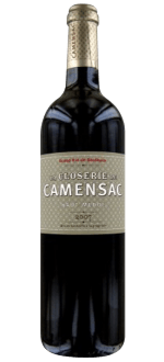 LA CLOSERIE DE CAMENSAC 2014 - SECOND WINE OF CHATEAU CAMENSAC