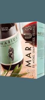 BOXED WINE - BIB - MARIUS GRENACHE SYRAH 2017 - MICHEL CHAPOUTIER