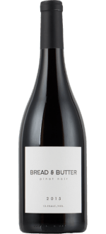 BREAD AND BUTTER - PINOT NOIR 2016