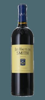 LES HAUTS DE SMITH 2013 - SECOND WINE OF CHATEAU SMITH HAUT LAFITTE