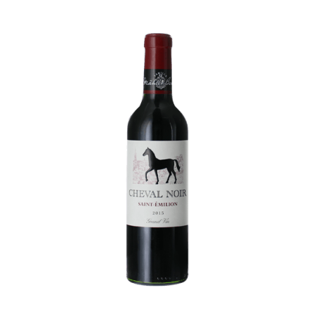 DEMI-BOTTLE CHEVAL NOIR 2016