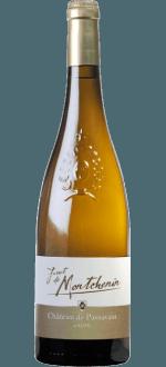 CHATEAU DE PASSAVANT - JARRET DE MONTCHENIN - ANJOU BLANC 2015