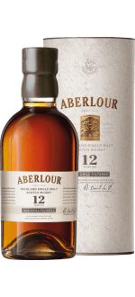 ABERLOUR 12 YEARS OLD - NON CHILL FILTERED - EN ETUI