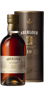 ABERLOUR 18 YEARS OLD - EN ETUI
