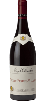 PINOT NOIR COTE DE BEAUNE-VILLAGES 2015 BY JOSEPH DROUHIN