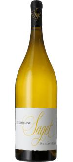 MAGNUM POUILLY FUME 2016 - DOMAINE SAGET