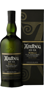 ARDBEG AN OA - IN PRESENTATION CASE