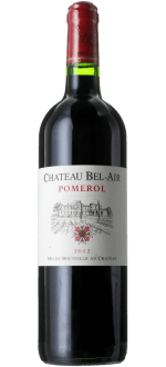CHATEAU BEL-AIR 2012