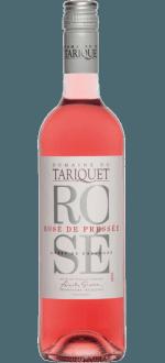 ROSE DE PRESSEE 2017 - DOMAINE DU TARIQUET