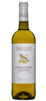 PREMIERES GRIVES 2017 - DOMAINE TARIQUET