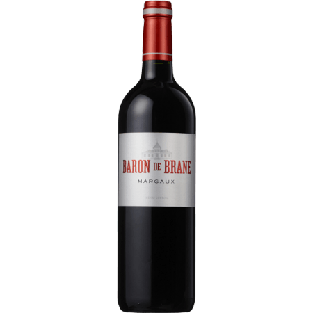 BARON DE BRANE 2014 - SECOND WINE OF BRANE CANTENAC