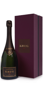CHAMPAGNE KRUG - VINTAGE 2004 - LUXURY BOX