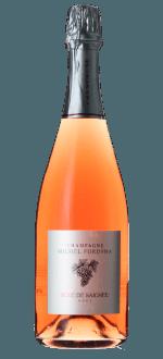 CHAMPAGNE MICHEL FURDYNA - BRUT ROSE - ROSE DE SAIGNEE