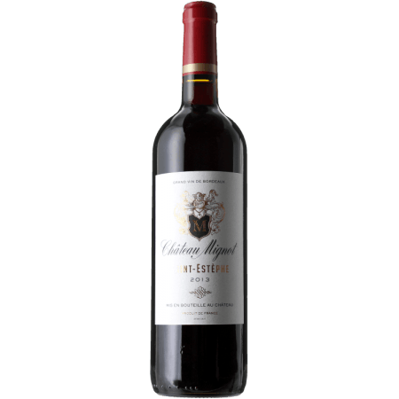 CHATEAU MIGNOT 2013 - SECOND WINE OF CHATEAU SERILHAN