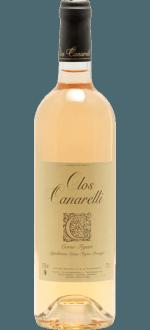 CLOS CANARELLI ROSE 2017