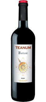 CANTINE TEANUM - FAVUGNE ROSSO 2016