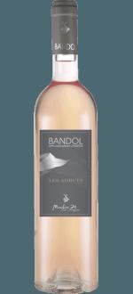 BANDOL - LES ADRETS ROSE - MOULIN DE LA ROQUE