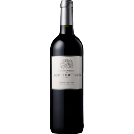 LES DEMOISELLES DE LARRIVET HAUT-BRION 2014 - SECOND WINE OF CHATEAU LARRIVET HAUT-BRION
