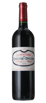 L'ORATOIRE DE CHASSE-SPLEEN 2014 - SECOND WINE OF CHATEAU CHASSE-SPLEEN