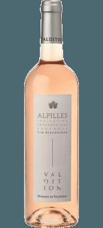 ALPILLES ROSE 2017 - DOMAINE DE VALDITION