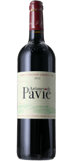 AROMES DE PAVIE - SECOND WINE OF CHÂTEAU PAVIE 2012